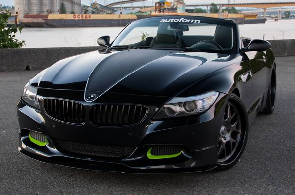 BMW Z4 Project Slingshot от ателье MWDesign